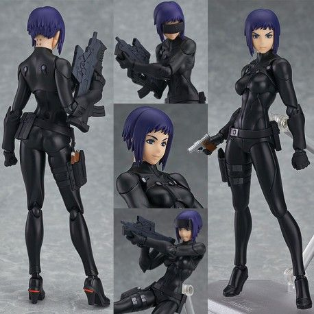 Ghost In The Shell Movie Toys Products Categories Collector Action Figures Figma Motoko Ghost In The Shell Motoko Kusanagi Anime Figures