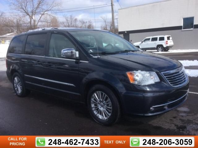 2014 Chrysler Town Country Touring L 22k Miles 23 547 22753