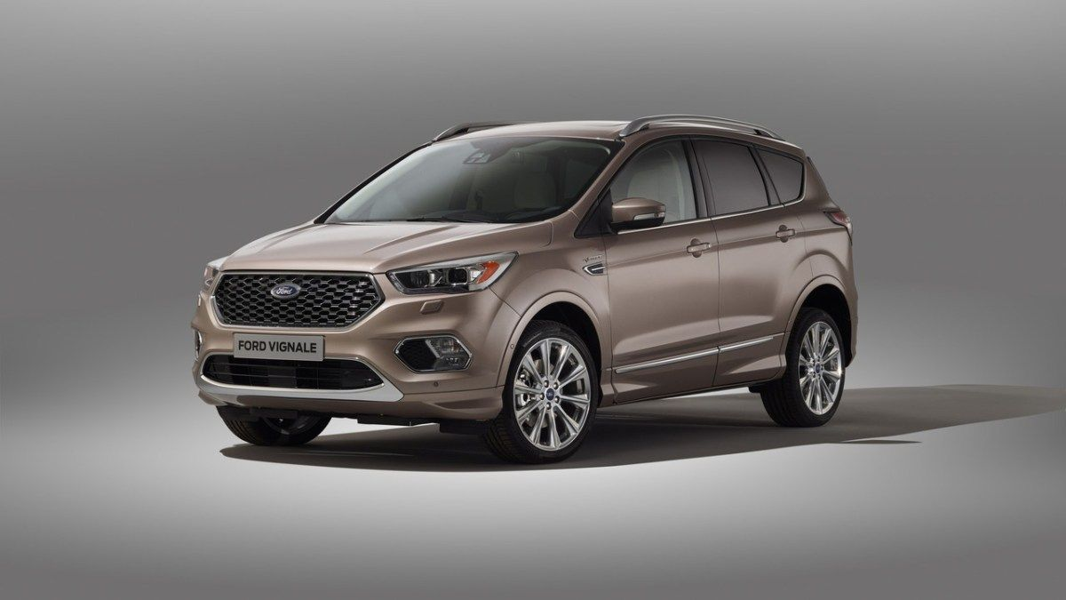 2019 Ford Kuga Vignale Rumor And Engine As A Brand New Model In