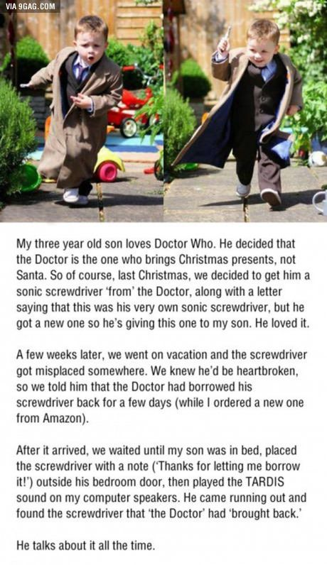 Parenting at its best