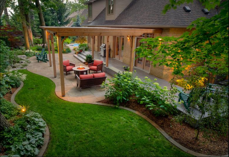 Pin By Slávka Tóthová On Záhrada Pinterest Best Backyard Paradise Landscaping Ideas