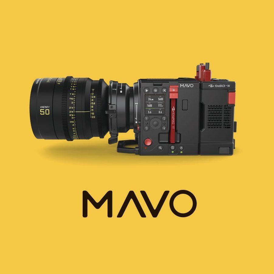 Kinefinity Announces MAVO 6K Full Frame and S35 Cameras + Cine ...