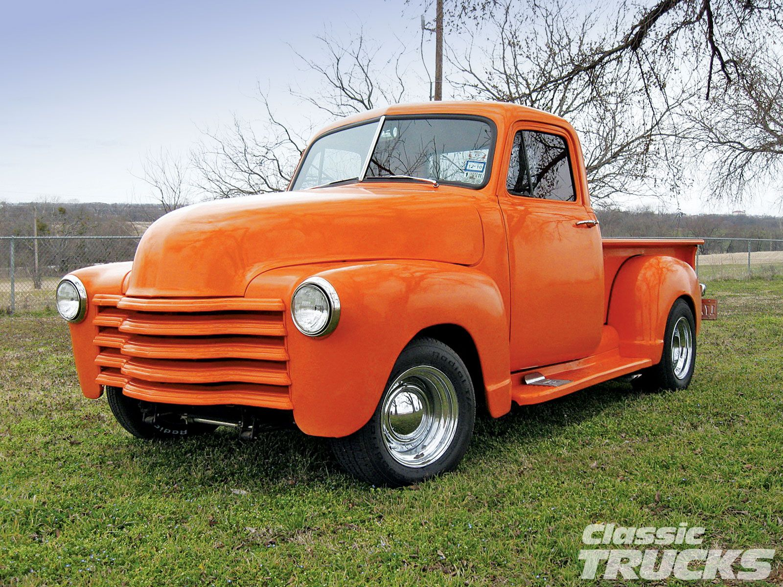 Chevrolet Truck p.s. so getting me a old chevy pick-up truck but ...