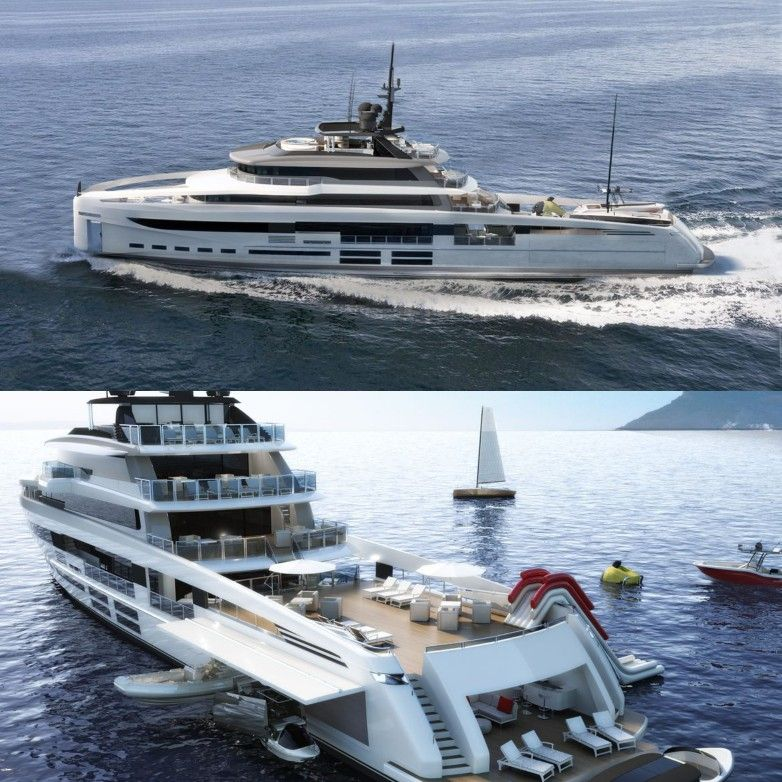 Ocea Nemo 55 55m Luxury Explorer Motor Yacht Yacht Design