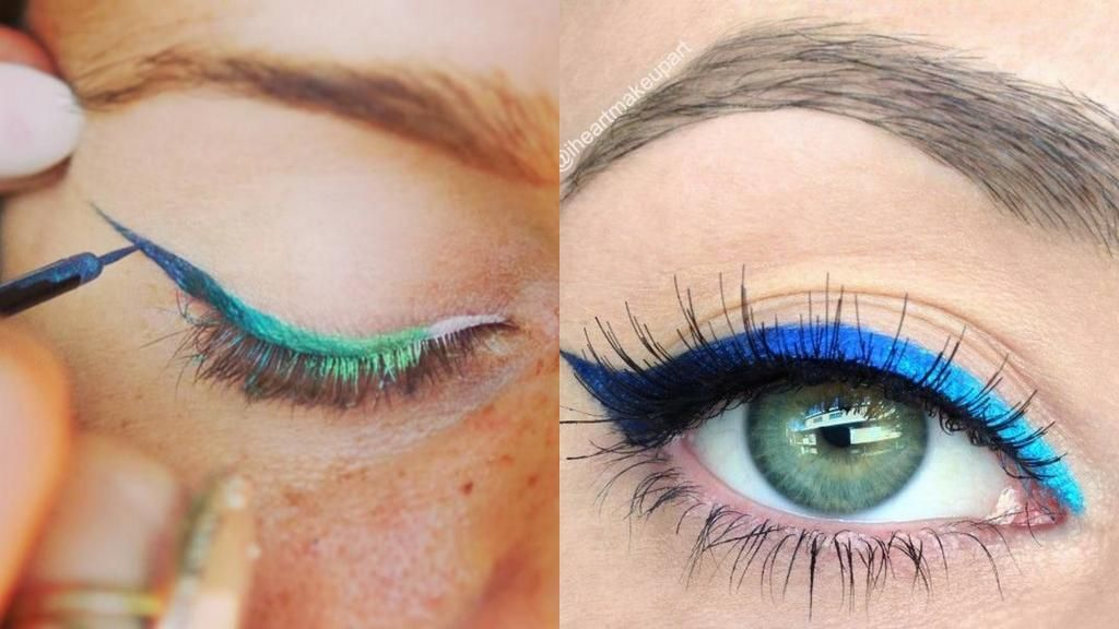 10 x Eyeliner Inspiratie