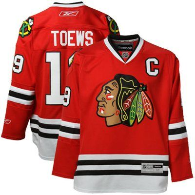 Mens Chicago Blackhawks 19 Jonathan Toews Reebok Red Premier Player Hockey Jersey Let S Just Leave This Her Nhl Chicago Chicago Blackhawks Blackhawks Jerseys