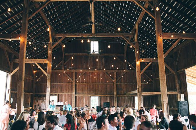 Hidden Vineyard Wedding Barn Berrien Springs Michigan