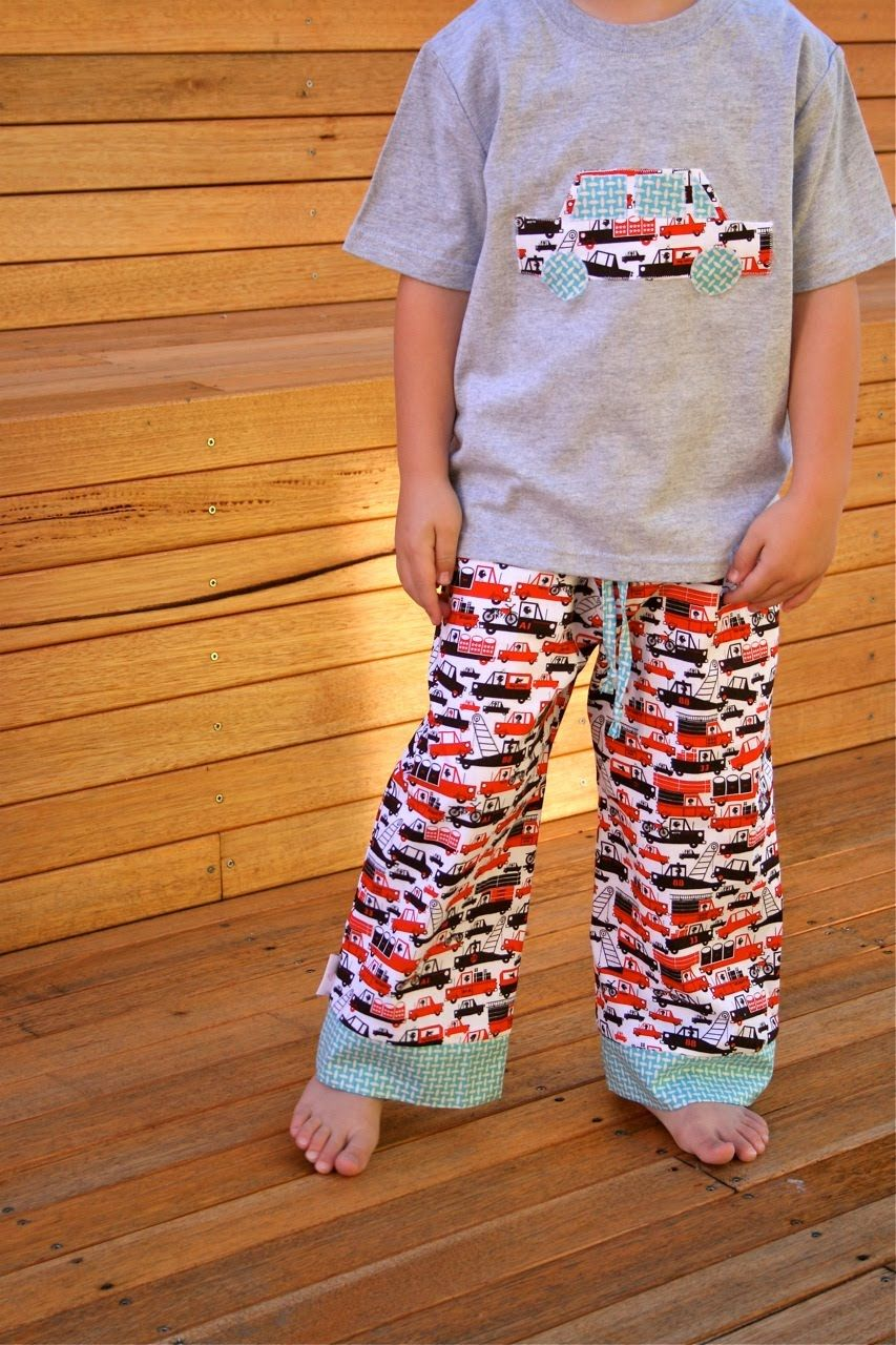 make it perfect: .Monster Truck PJs. | Planes, Trains and ...