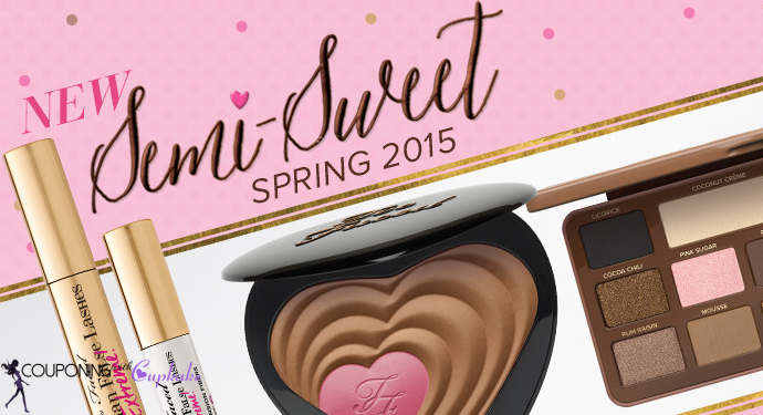 ♥ 20% OFF At Too Faced! V-Day is ME day ♥ | Couponing With Cupkake #TooFaced #Makeup #Beauty