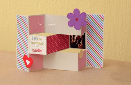 Pasos para hacer tarjetas de amor - Imagui cartas Pinterest - tarjetas creativas