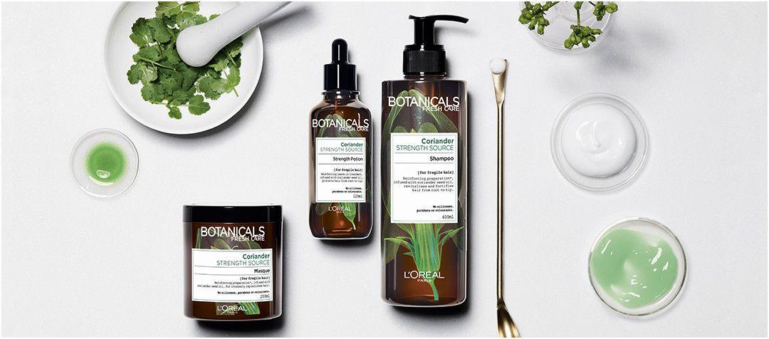 Our Products - L'Oréal Botanicals