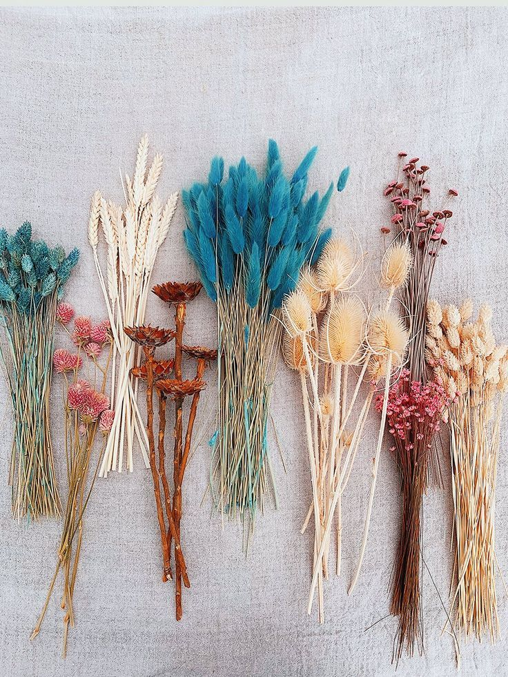 DIY Dried Flower Bouquet – Honestly WTF