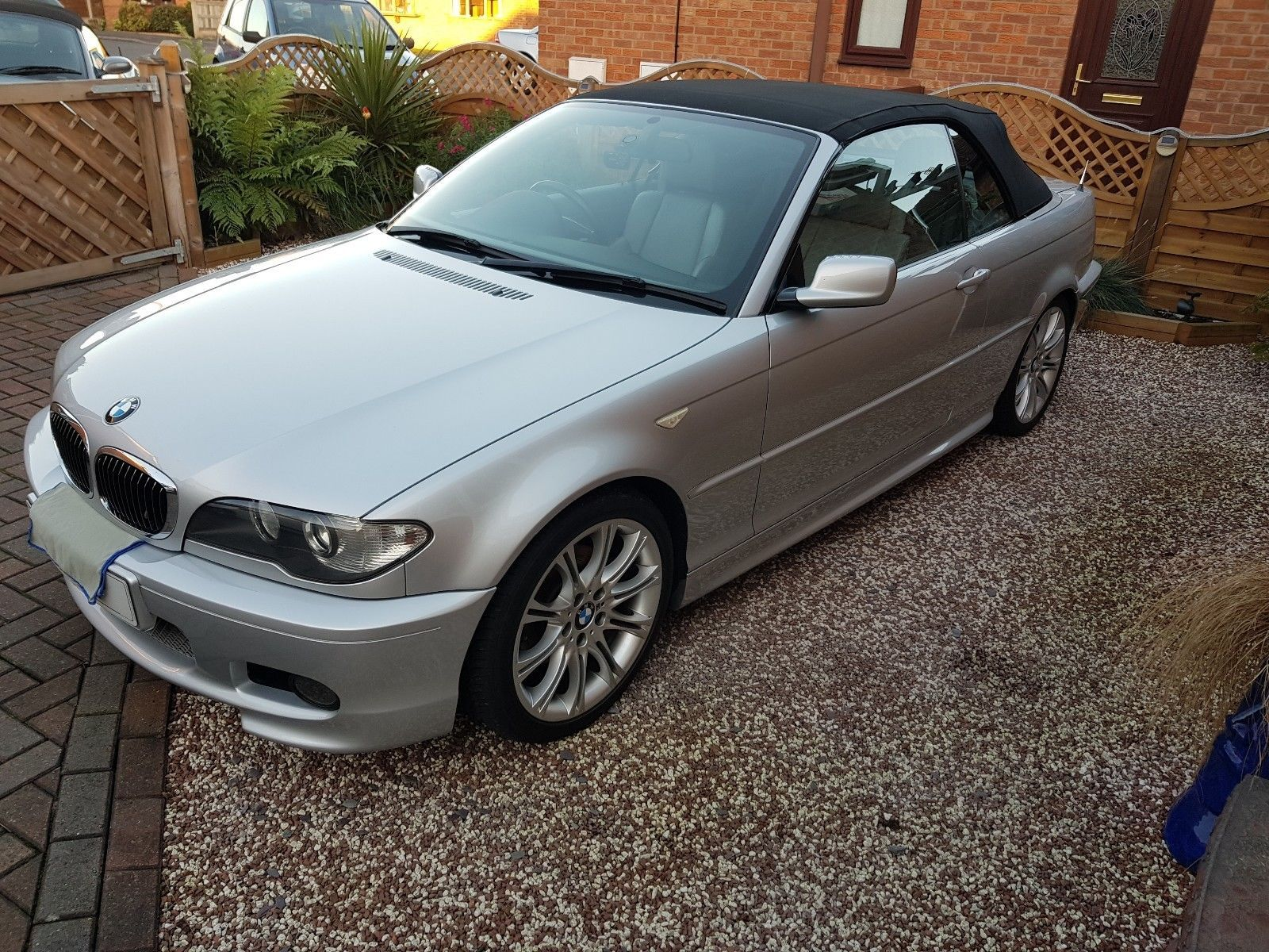 Bmw 325ci M Sport Convertable 3 250 00 End Date Thursday Mar 29