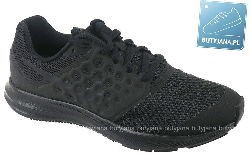 Buty Do Biegania Czarne Nike Downshifter 7 Gs 869969 004 Nike Black Sneaker All Black Sneakers