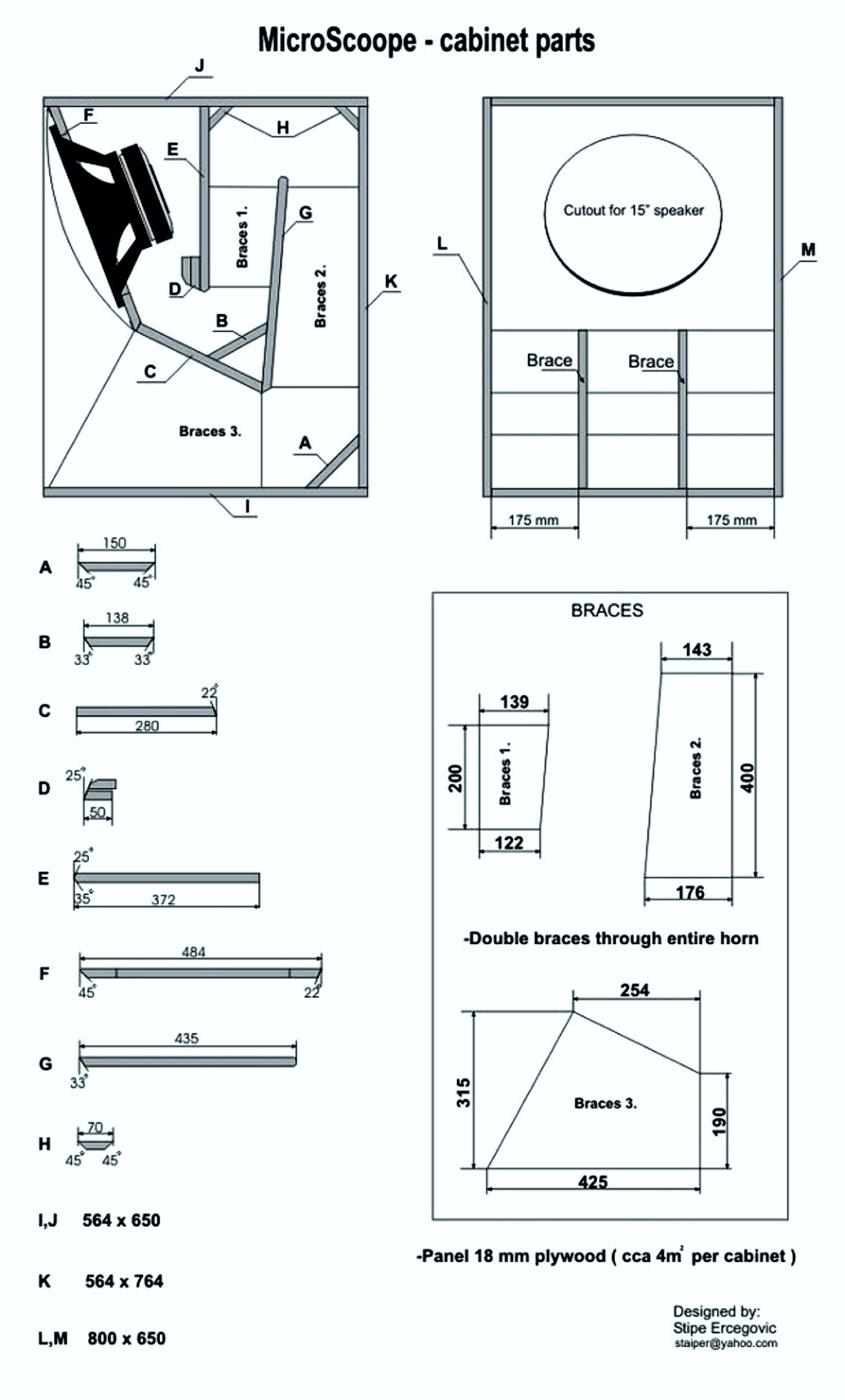 Speaker Box Diagram - Wiring Diagram General