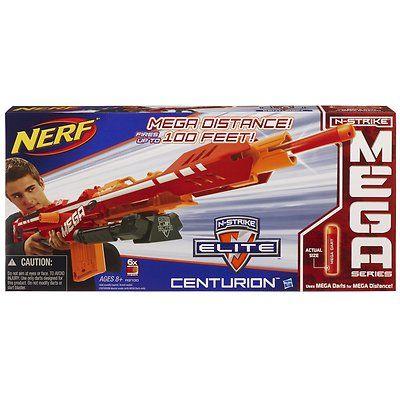 Nerf Centurion 80 dollers