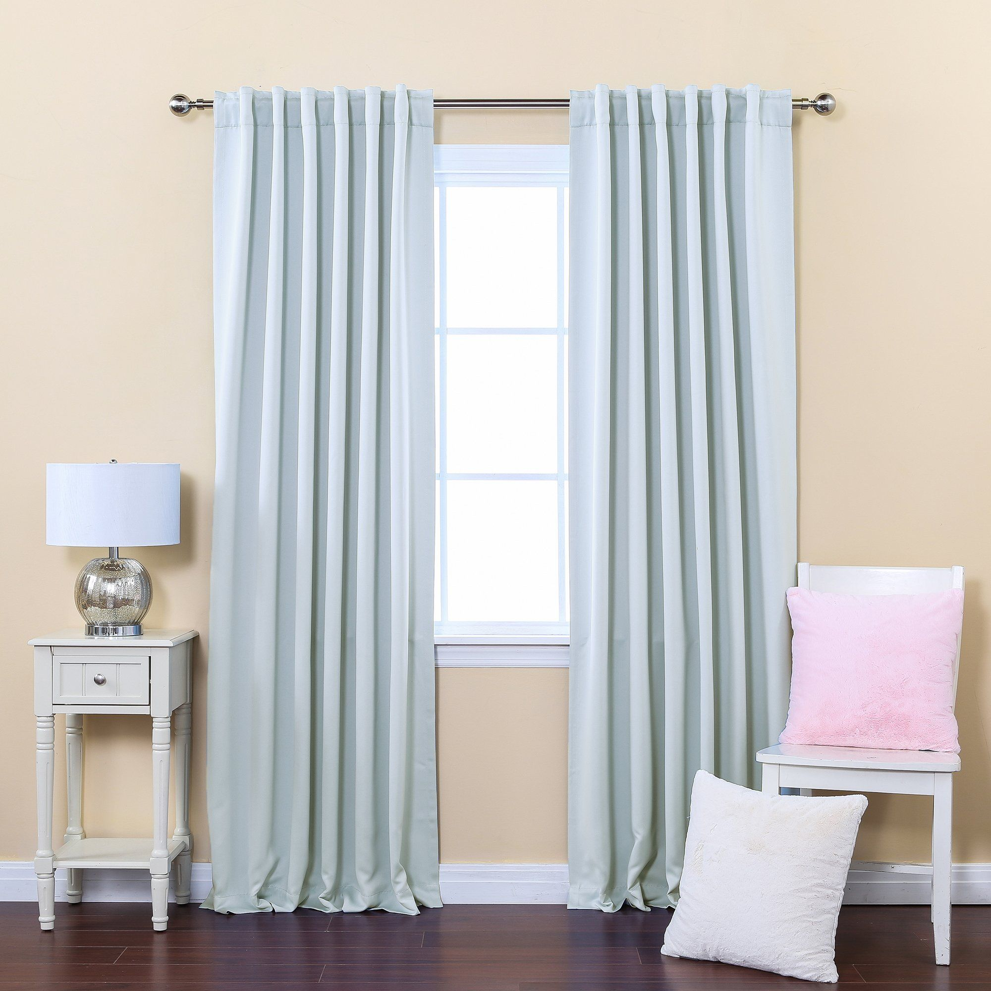 104 Inch Curtains Best Home Fashion Thermal Insulated Blackout Curtains With Solid