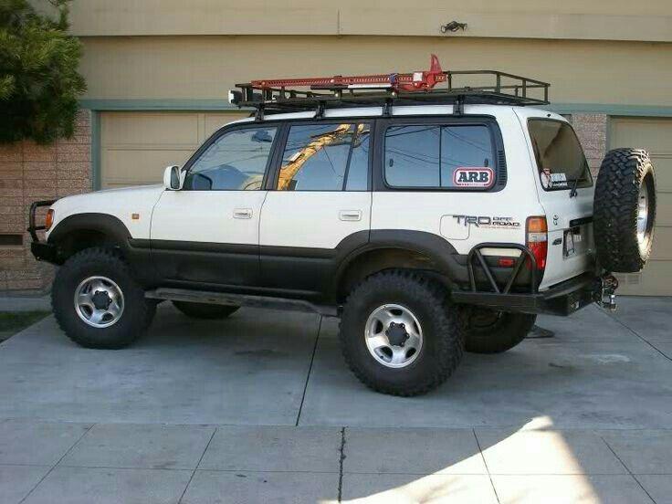 Option Blacked Out Wheel Arches Rocker Panel Land Cruiser Toyota Land Cruiser Overland Vehicles