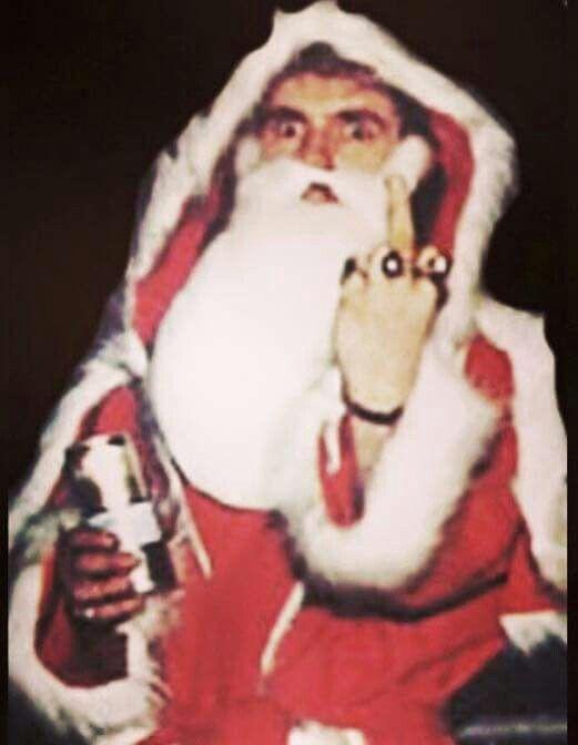 Merry Christmas Santa Lemmy Kilmister Lemmy Kilmister Lemmy Lemmy Motorhead