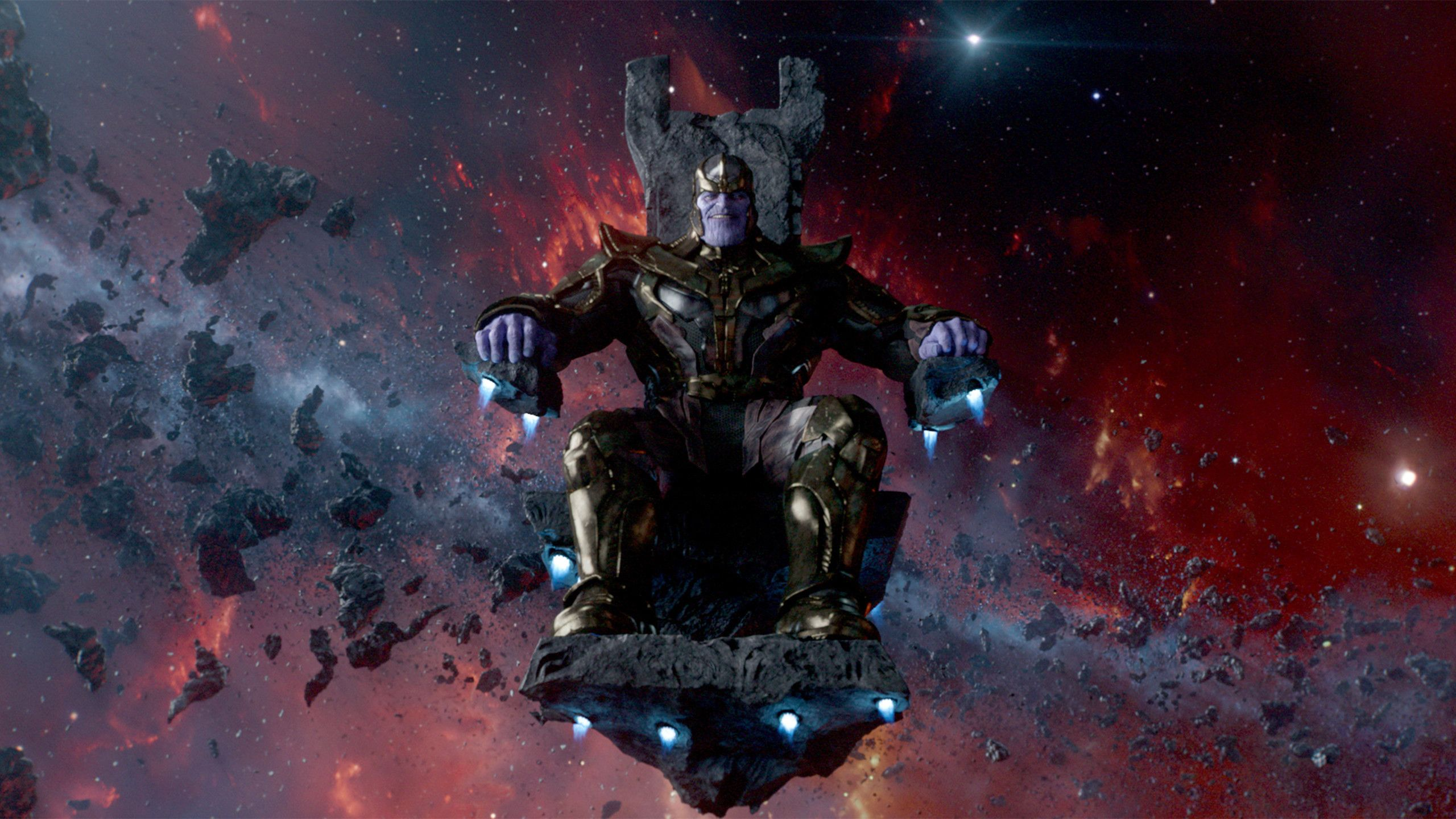 2560x1440 100 Quality HD Incredible Thanos Wallpapers HD