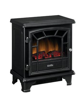 Faux Fireplace $94.97 (Reg. $199) | Faux fireplace