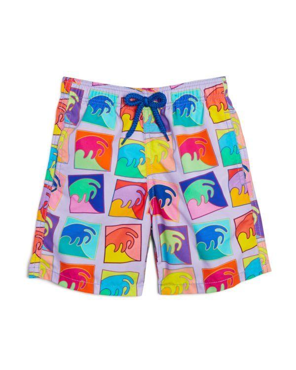 5b37fb33e56cc Vilebrequin Boys' Jim Alex Israel Limited Edition Swim Trunks - Ages 2-8