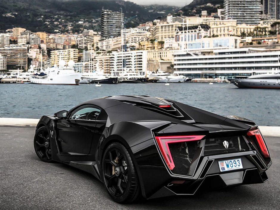 The Most Extreme Luxury Rides On Earth Page 7 Lykan Hypersport Super Cars Expensive Cars