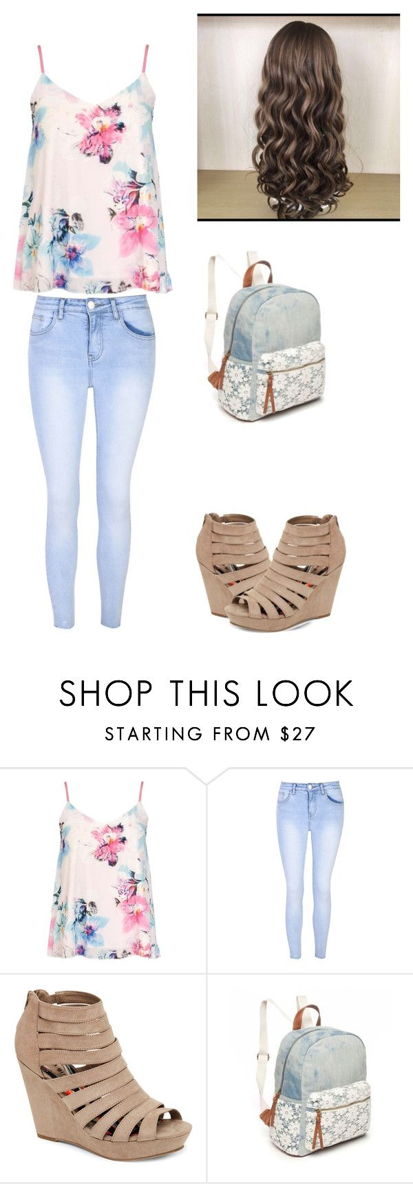 """""""because it is so cutttte!!!!!!!!!!!!!!!!!!!!!!!!!!!!!!!!"""" by m-d-cardin ❤ liked on Polyvore featuring Dorothy Perkins, Glamorous, Madden Girl and Red Camel"""