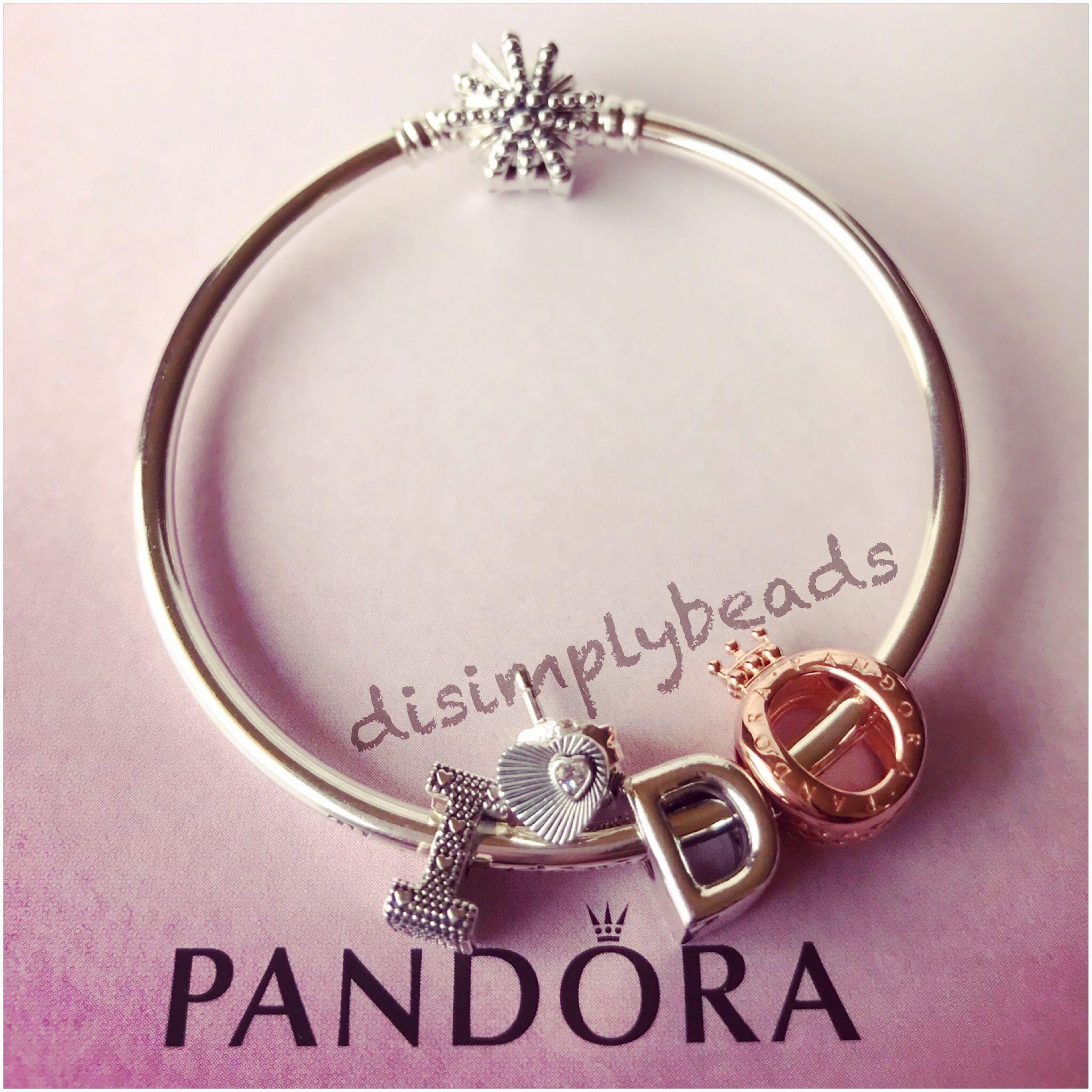 a basso prezzo c0475 219ff Pandora Christmas 2018 limited edition star bangle the best ...