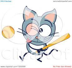 Prentresultaat Vir Clip Art Cat With Cricket Bat Cricket Bat Clip Art Art