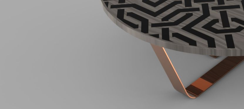 2c88ea58604d4c Legacy    Coffee Table on Behance   ☆ Coffee Tables   Side Tables ...