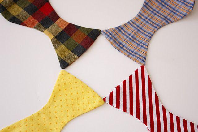 bow tie tutorial #2