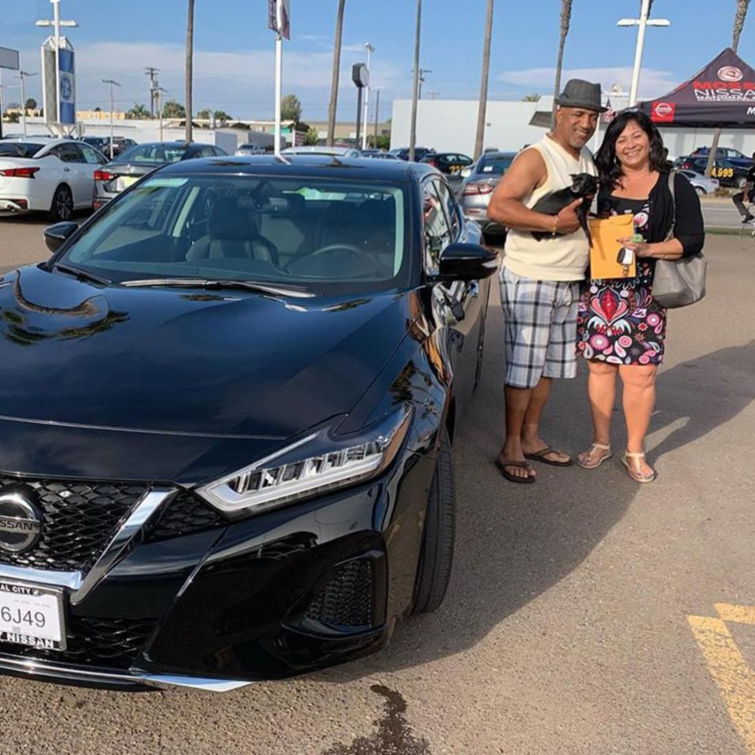 Nissan National City >> Testimonial Tuesday From Our Friends At Mossy Nissan