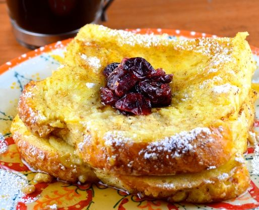 Egg-White French Toast Recipe - Food.com: Food.com