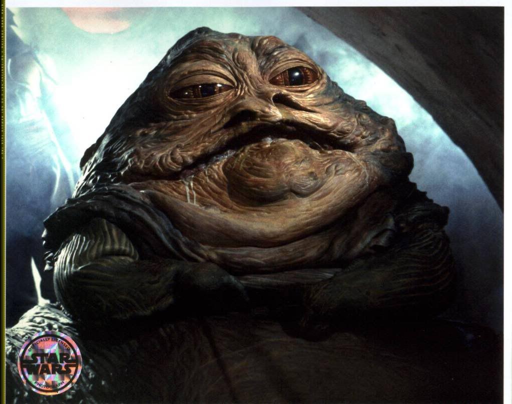 Jabba The Hutt Phantaliens Pinterest