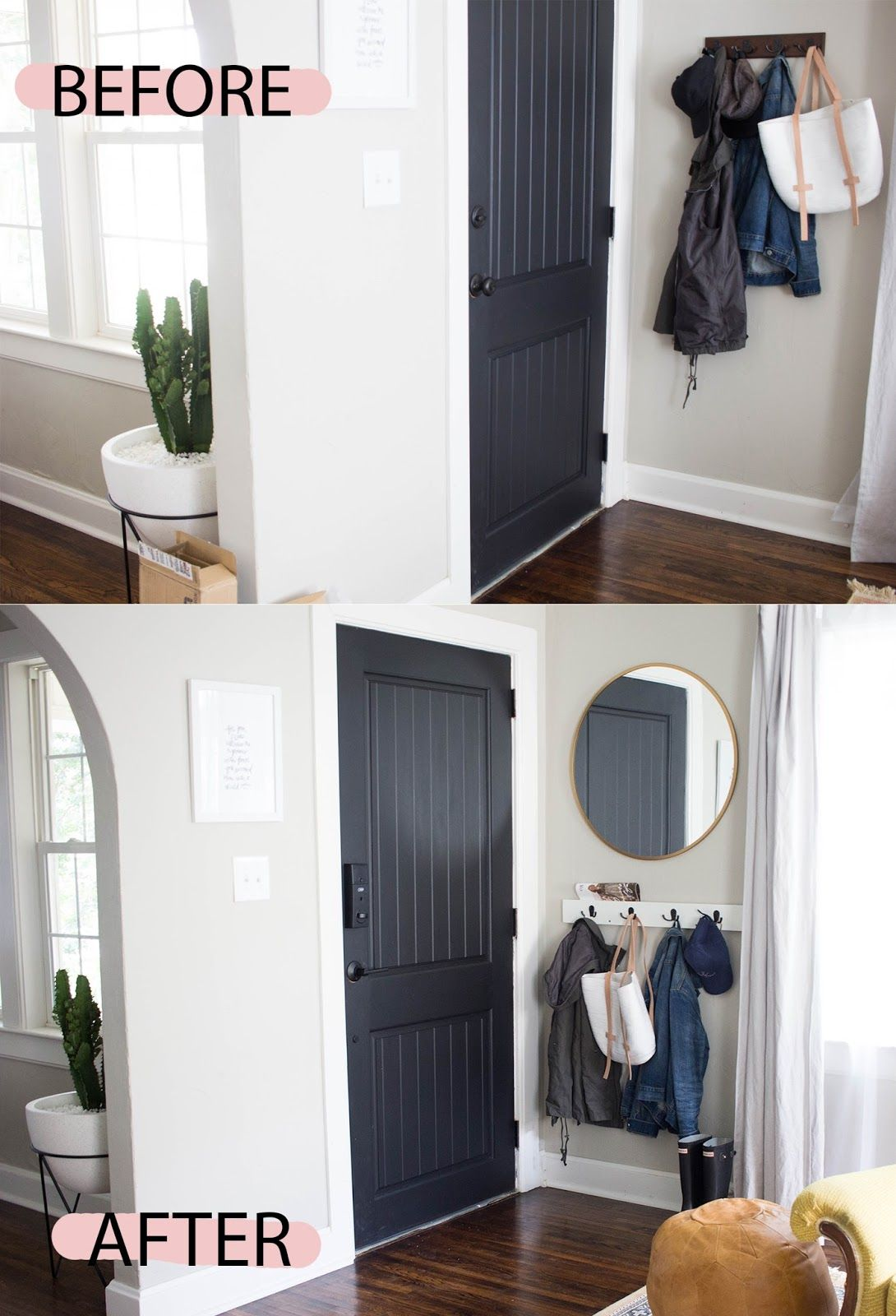 How to create an entry way in a small space small spaces design diy how to create an entry way in a small space do solutioingenieria Choice Image