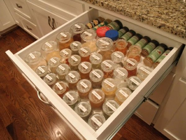 Gewürzaufbewahrung 25 gewürzaufbewahrung ideen besonders für kleine küchen geeignet
