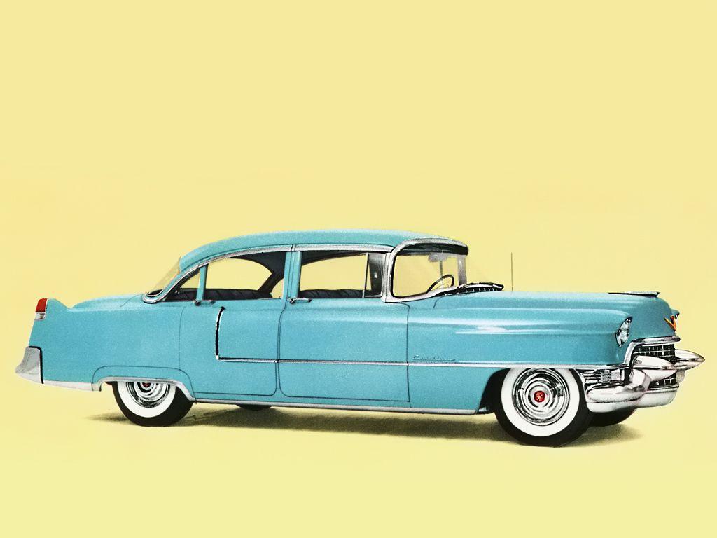 1955 Cadillac Sixty-Two Sedan (6219(X))