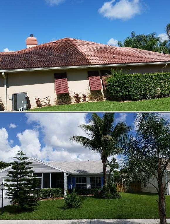 In Search Of Roof Cleaners Who Pride In Delivering Quality Roof Cleaning  Works? Check Out