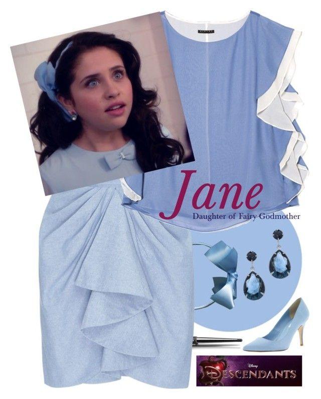 Jane Disney S Descendants Disney Descendants Disney Bound