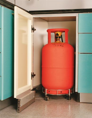 Gas Cylinder In Kitchen Google Search Gaurav In 2019 Pantry