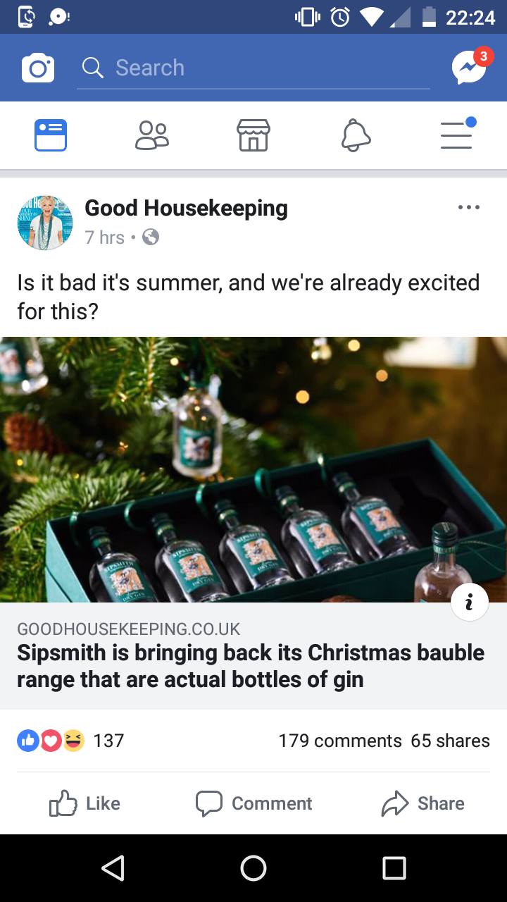Pin by Ashleigh Gibbs on Headlines   Gin bottles, Sipsmith, Good housekeeping