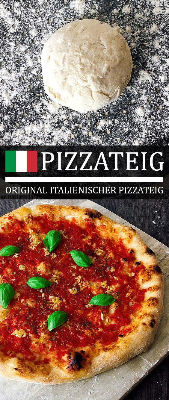 Photo of Original Italian pizza dough | Pizza recipe from Naples