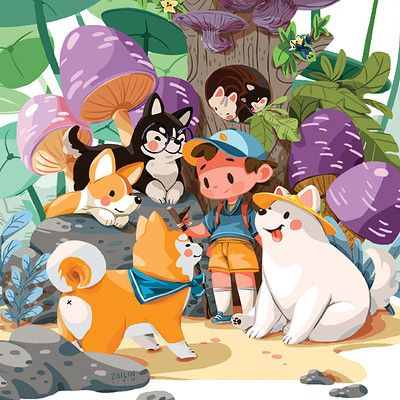 Adventurers, Zhi Lin Lim