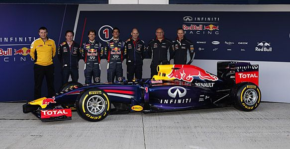 Red Bull Has Launched The Car With Which It Hopes To Secure A Fifth Formula 1 Car Formula 1 Car