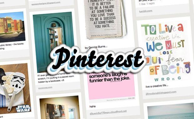 Apa itu Pinterest, Sang Jejaring Sosial Baru !   Social Media ...