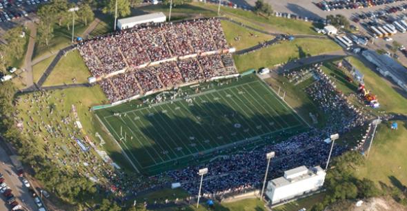 Wt Football Stadium Stadium Football Stadiums Soccer Field