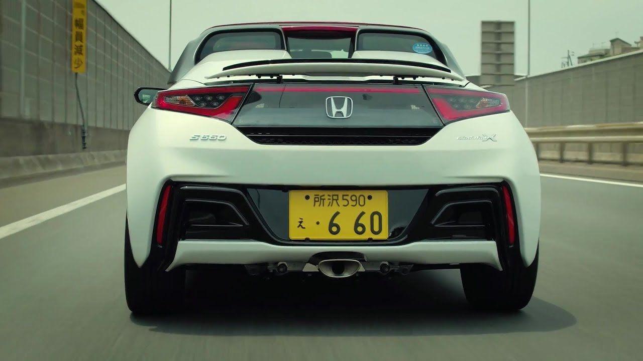 2018 Honda S660 Modulo X