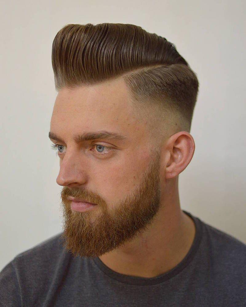 Modern pompadour beard - 39 Best Men S Haircuts For 2016