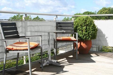 Sichtschutz für Terrasse & Co